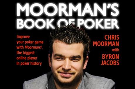 Pokerio guru Chrisas Moormanas pristato strateginę pokerio knygą