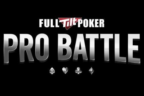 """Full Tilt Poker.net Pro Battle"" trečiasis epizodas: debiutuoja Šarūnas Matulevičius!"