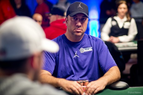 Blake Bohn and Mark Sandness Discuss MSPT Running Aces Final Table