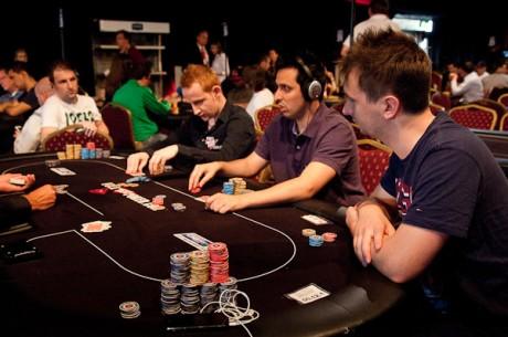 Покерные термины: Under the Gun