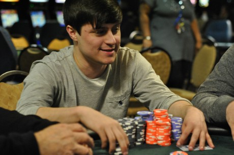 2014 MSPT Belle of Baton Rouge Day 1a: Bursavich Leads with Souther Second
