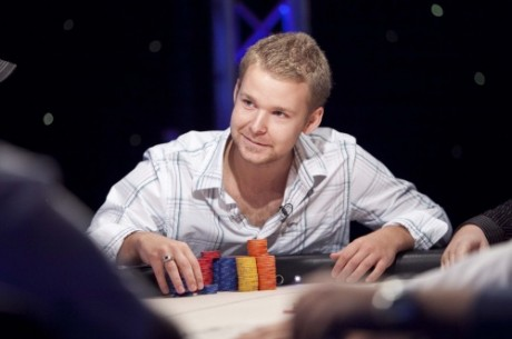 2014 World Poker Tour Fallsview Poker Classic Day 1: Matthew Lapossie Leads
