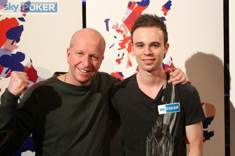 Alex Spencer Wins the 2014 Sky Poker UK Poker Championships Main Event