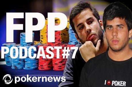 FPP Podcast #7 - Futebol, Poker e Política com Pedro e Afonso Palma Ferro