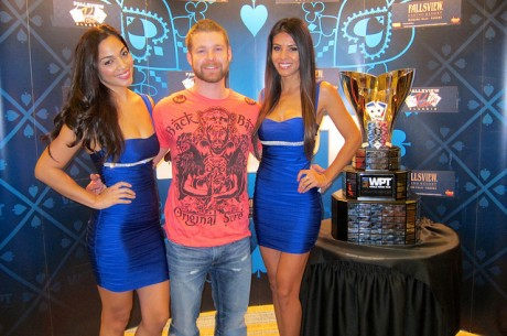 Matthew Lapossie Wins 2014 World Poker Tour Fallsview Poker Classic for $342,266