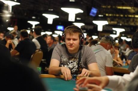 """Penktasis """"Full Tilt Poker.net Pro Battle epizodas. Prie stalo - Dominykas Karmazinas!"""