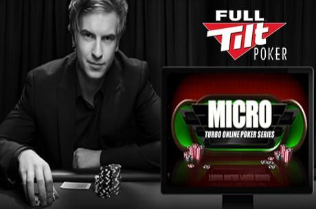 "Micro Turbo Online Poker Series: Lusos em Branco, Brasileiro ""dcnots"" Vence #46"