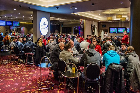 Reza Fazeli Tops 2014 WPT National UK London Flight 1 Field