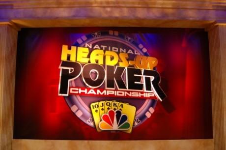 NBC National Heads-Up Poker Championship Não se Realiza em 2014