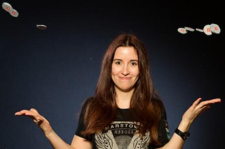 Η Κατερίνα Μαλασίδου το νέο μέλος της Team PokerStars Online!