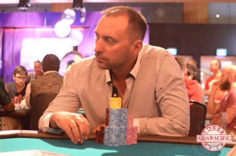 2014 PokerStars.net ANZPT Perth Main Event Day 2: Fazzino and Mahoney Lead Final 48