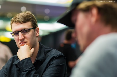 Max Silver Smashes Up UKIPT Dublin Day 1b Field