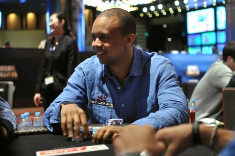 Phil Ivey Regressa ao Top 300 do Global Poker Index