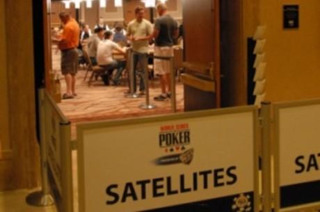 Покерные термины: сателлиты