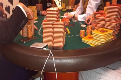 Big Game em Macau: $20 Milhões na Mesa & Pote de $5 Milhões