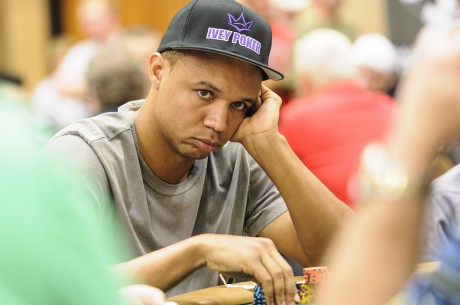 2014 World Poker Tour L.A. Poker Classic Day 2: Blackman Leads Again; Ivey Eliminated