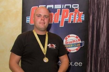 Viljandlane Janno Jerlakas võitis Sunday Million juubeliturniiril rekordilised 270 000 eurot!