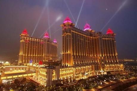 Makao mieste vykstančiuose pokerio žaidimuose - $5 milijonų vertės bankai