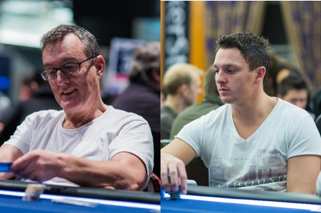 Barny Boatman and Sam Tricket Win a Brace of British Poker Awards