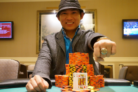 Christian Pham Wins World Series of Poker Circuit Caesars Palace for $214,332