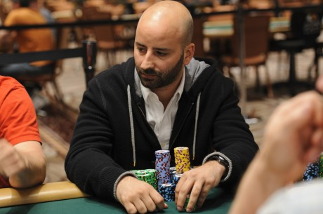 2014 L.A. Poker Classic $25,400 Commerce High Roller Day 1: Jonathan Azoulay Leads