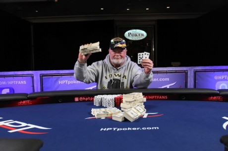 Terry Ring Wins Heartland Poker Tour River City Casino & Hotel for $111,968