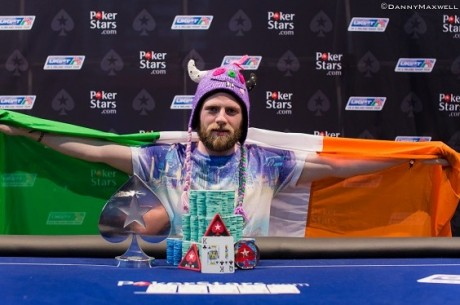 Kevin Killeen Upends Max Silver to Win UKIPT4 Dublin Main Event