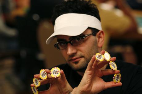 Antonio Esfandiari surengs magišką šou Las Vegaso gatvėse