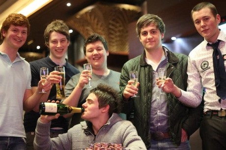 Have You Qualified For The 2014 Grosvenor UK Student Poker Championships