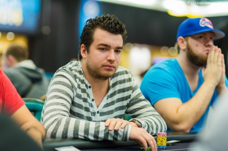 Chris Moorman Reclaims Worldwide Number One Ranking