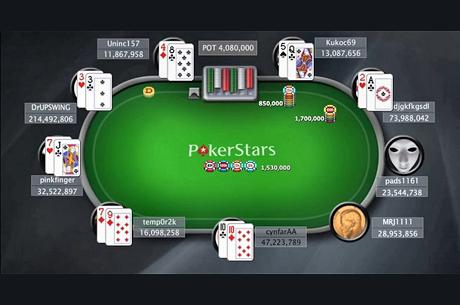 VIDEO: A $10 millió dolláros jubileumi Sunday Million döntő asztala