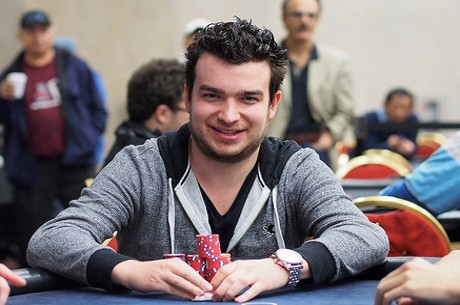 Chris Moorman Is On Course For His First WPT Title