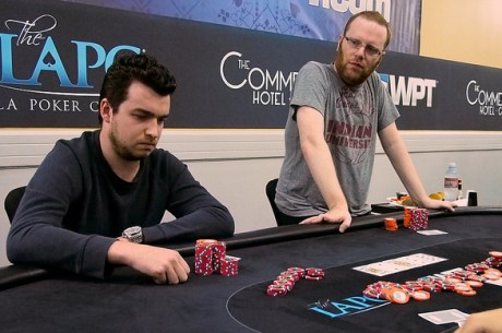 2014 WPT L.A. Poker Classic Day 5: Rocco Leads Final Table, Moorman Eyes Major Title