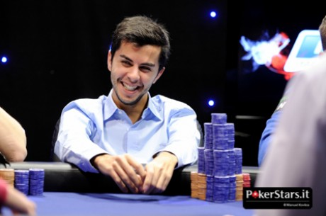 "Walter ""cesarino90"" Treccarichi Wins PokerStars.IT IPT Saint Vincent for €87,500"