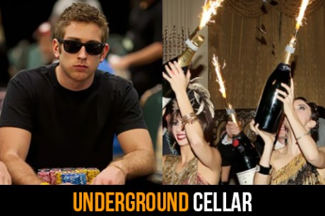 Connor Drinan Signs with Underground Cellar