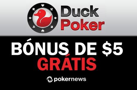 Ganha Dinheiro Sem Ter de Investir com os Freerolls Duck Poker!