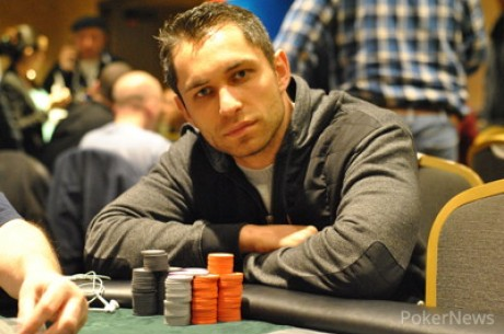 2014 MSPT Majestic Star Casino Day 1a: Karakikov Leads Vang by a Nose