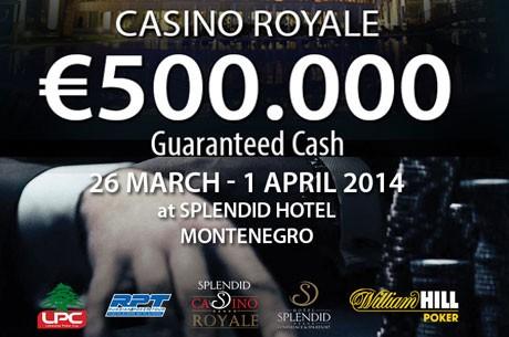 Od 26. Marta do 1. Aprila u Splendidu u Crnoj Gori Gostuju Russian Poker Tour i Lebanese Poker...