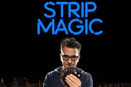 Strip Magic - kolejny epizod magicznych sztuczek w wykonaniu Antonio Esfandiari'ego!