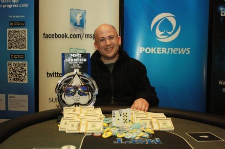 Ken Baime on Mid-States Poker Tour Majestic Star Casino Win, Family & More