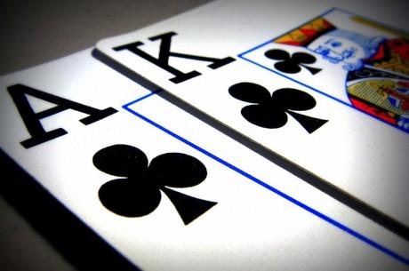 Stratégie Poker : Jouer As Roi de manière non-conventionnelle ?