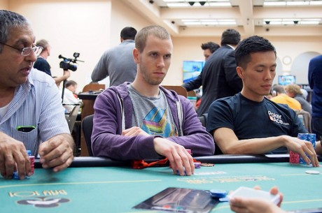 WPT Bay 101 Shooting Star Day 2: Madsen Last Shooting Star to Fall; Sung Leads Final 36