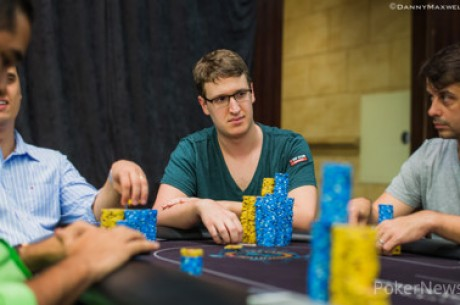 Max Silver Climbs To Second in the UK GPI Rankings
