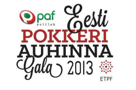 ETPF avaldas 2013 aastaauhindade nominendid