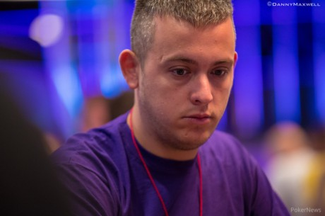 2010 World Series of Poker November Niner Filippo Candio to Quit Poker