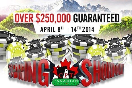Teaming Up with CPT for Spring Showdown in Calgary