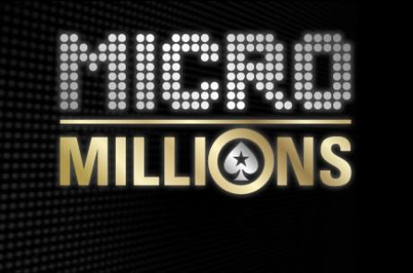 Lietuvis - 8-ojo MicroMillions turnyro vicečempionas!