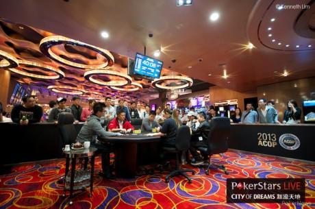 Světový rekord: PokerStars LIVE Macau se stává největším asijským turnajem všech dob