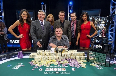 James Carroll Wins WPT Bay 101 for $1,256,550