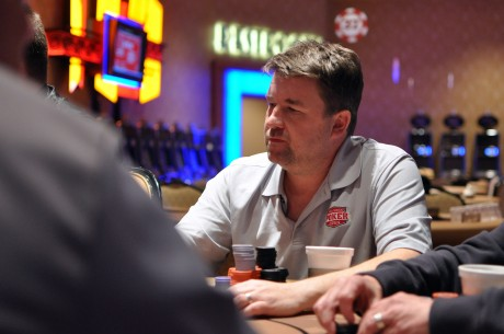 Hollywood Poker Open St. Louis Day 1: Fledderman Leads Final 15; Moneymaker in Top Five